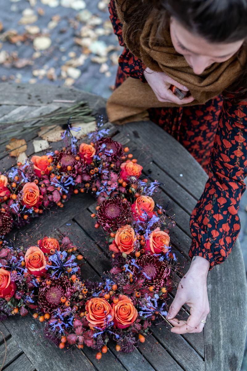 Tess Rose Bloemstukken op maat